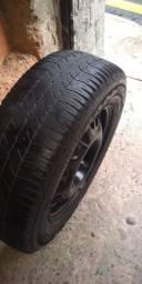 Vendo um aro 13 com pneu