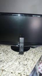 "TV/monitor LCD Samsung 20"" polegadas"