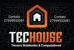 T.É.C.N.I.C.O Notebook e PCs