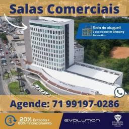 Evolution - Paralela / São Rafael / CAB - Salas Comerciais ( Imóvel Novo )