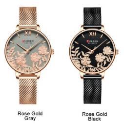 Relógio da Marca Curren para Mulheres Elegantes