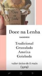 DOCE DE LEITE NA LENHA