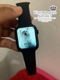 Lançamento relógio SmartWatch iwo novo w46