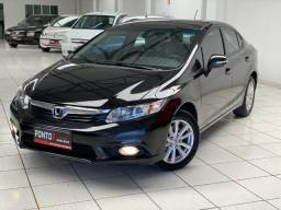 Civic 2.0 lxr 2014 completo - impecável!
