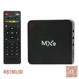 Tv box mx9 4K 5G