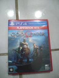 Vendo GOD OF WAR PS4