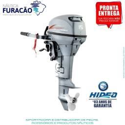Motor de Popa Hidea 15hp FHS 2T Manual