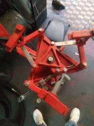 Desmontadora de pneus manual
