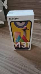 Samsung Galaxy M31 Preto,128GB, 6GB ram - lacrado, Nota e Garantia