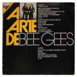 Vinis(Lps) album duplo(2 Lps) a Arte de Bee Gees, novíssimos
