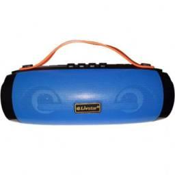 Caixa de som Bluetooth completa