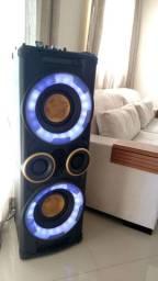 Caixa de som amplificada Philips NX5