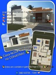 1->> Casa N.O.V.A.  no C.O.H.A.T.R.A.C