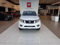 Nissan Frontier XE AT 4X4 2020/2021 - Na Cor Branca