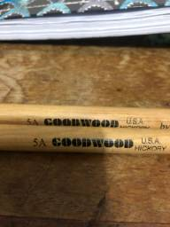 Baqueta goodwood nunca usada