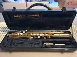 Sax soprano reto Fontai