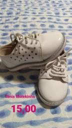 Calçados para menina (Leiam a descrição)