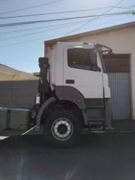 Caminhão mercedes benz axor 2016/17 - 6x4 - traçado - top de linha