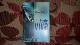Livro Fonte Viva de Chico Xavier