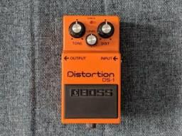 Pedal de Distorção BOSS DISTORTION DS1 - USADO