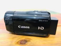Filmadora profissional made in Japan Canon IVIS HF M32