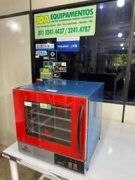 Forno elétrico turbo Fast Oven / pães / bolos - com ventilador turbo