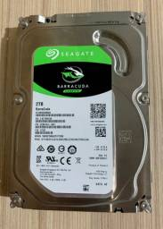 Hd Seagate barracuda 2TB