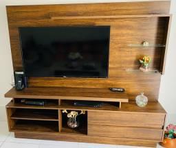 Estante Home Theater para TV até 60 polegadas