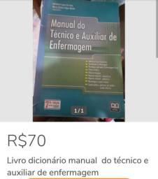 Manual auxiliar e técnico de enfermagem