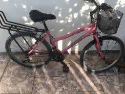 Bicicleta de mulher aro 24