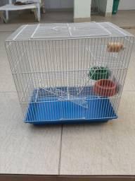 Gaiola SEMINOVA para Hamster ou Rato Twister