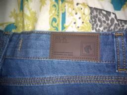 Bermuda jeans nunca usada
