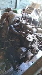 Motor Scania 110