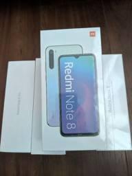 LEVEL UP // Redmi Note 8 da Xiaomi // Novo lacrado com garantia e entrega imediata