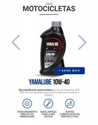 Óleo de motor Original Yamaha 10w40