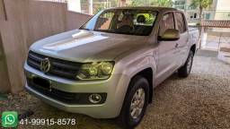 Amarok 2.0 S 4X4 CD 16V Turbo Intercooler Diesel 4P Manial