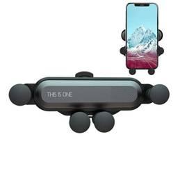 Suporte Celular Carro Veicular Trava Automática Anti Queda Novo