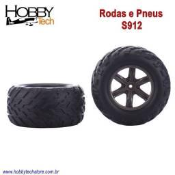 Rodas e Pneus Rc S912 PxToys