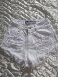 Shorts e body troco