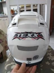 Capacete Texx MXdoublevision