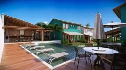 Casas de 03 suítes e alto padrão em condomínio a 300 metros da praia em Arraial Dajuda!