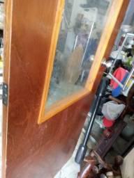 porta de madeira semi oca .leia a baixo