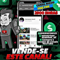 CANAL NO YOUTUBE 180k