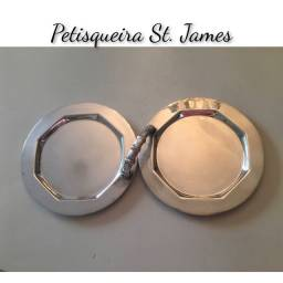 Petisqueira St. James prata 90 usada