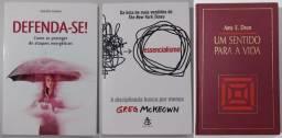 Livros de Autoajuda / Vendas