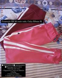 Promoção R$ 50 reais cada, calça Ribana tamanho M.