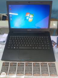 Notebook 4gb/320gb HD