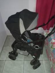 Carrinho de bebê tutti baby upper poucas vezes usado