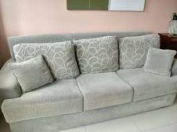 Sofá super conservado 3 lugares