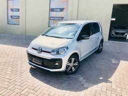 Vw UP Connect TSI Turbo Flex 2018 Impecavel